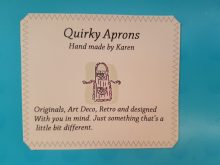 Quirky Aprons